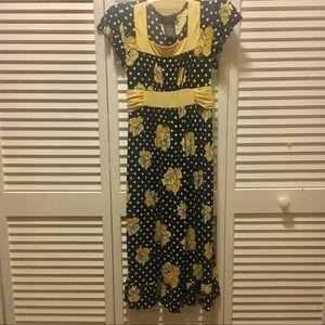 Other - Girls Floral Maxi Dress